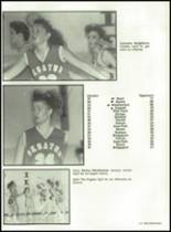 1990 Decatur High School Yearbook Page 138 & 139