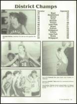 1990 Decatur High School Yearbook Page 142 & 143