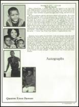 1990 Decatur High School Yearbook Page 164 & 165