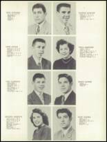 1953 Gilroy High School Yearbook Page 14 & 15