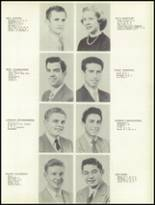 1953 Gilroy High School Yearbook Page 18 & 19