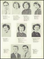 1953 Gilroy High School Yearbook Page 22 & 23