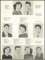 1953 Gilroy High School Yearbook Page 24 & 25