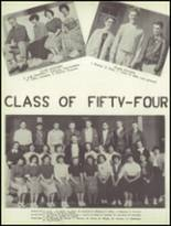 1953 Gilroy High School Yearbook Page 28 & 29