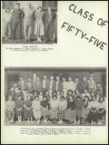 1953 Gilroy High School Yearbook Page 30 & 31