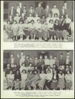 1953 Gilroy High School Yearbook Page 34 & 35