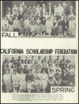 1953 Gilroy High School Yearbook Page 40 & 41