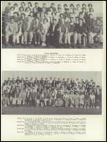 1953 Gilroy High School Yearbook Page 46 & 47