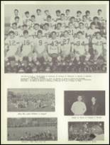 1953 Gilroy High School Yearbook Page 58 & 59