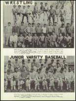 1953 Gilroy High School Yearbook Page 66 & 67