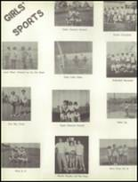 1953 Gilroy High School Yearbook Page 68 & 69