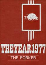 1977 Yearbook Arkansas High School