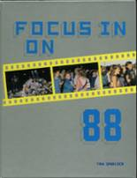 1988 Yearbook Choctaw High School
