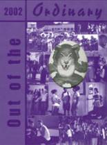 2002 Yearbook Clovis High School