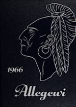 1966 Yearbook Allegany High School