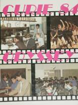 1984 Yearbook Curie High School