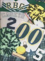 2005 Yearbook Red Bank Catholic High School