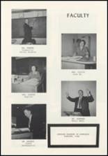 1961 Archer High School Yearbook Page 10 & 11