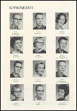 1961 Archer High School Yearbook Page 18 & 19