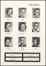 1961 Archer High School Yearbook Page 20 & 21