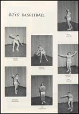 1961 Archer High School Yearbook Page 22 & 23