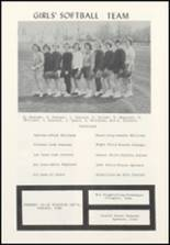 1961 Archer High School Yearbook Page 34 & 35