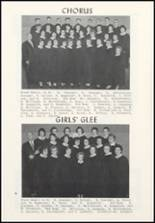 1961 Archer High School Yearbook Page 36 & 37