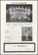 1961 Archer High School Yearbook Page 38 & 39