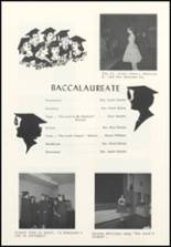 1961 Archer High School Yearbook Page 52 & 53