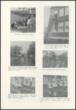 1961 Archer High School Yearbook Page 54 & 55