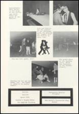 1961 Archer High School Yearbook Page 56 & 57