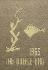 1965 Yearbook Miller High School