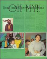 1991 Albuquerque High School Yearbook Page 12 & 13