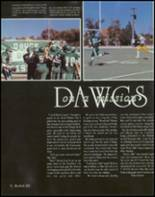 1991 Albuquerque High School Yearbook Page 16 & 17