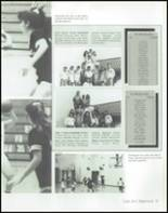 1991 Albuquerque High School Yearbook Page 40 & 41
