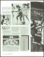 1991 Albuquerque High School Yearbook Page 42 & 43