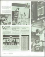 1991 Albuquerque High School Yearbook Page 46 & 47