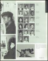 1991 Albuquerque High School Yearbook Page 70 & 71