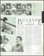 1991 Albuquerque High School Yearbook Page 72 & 73