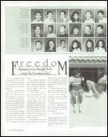1991 Albuquerque High School Yearbook Page 74 & 75