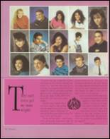 1991 Albuquerque High School Yearbook Page 102 & 103