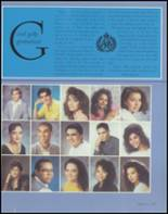 1991 Albuquerque High School Yearbook Page 112 & 113