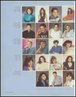 1991 Albuquerque High School Yearbook Page 116 & 117