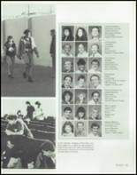 1991 Albuquerque High School Yearbook Page 124 & 125