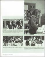 1991 Albuquerque High School Yearbook Page 176 & 177