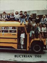 1980 Yearbook Bucyrus High School