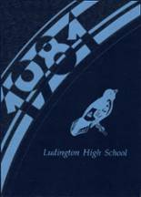1981 Yearbook Ludington High School