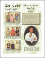 2009 Eula High School Yearbook Page 10 & 11