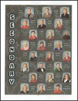 2009 Eula High School Yearbook Page 14 & 15