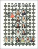 2009 Eula High School Yearbook Page 36 & 37